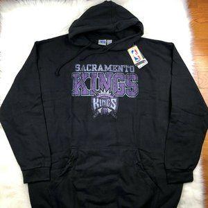 Sacramento Kings Pullover Hoodie Majestic Big Man
